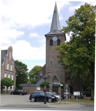 De kerk van Repelen in 2015.