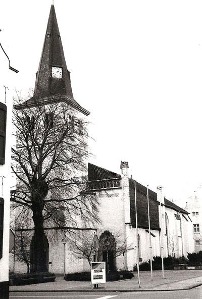 Protestantse kerk van Orsoy.