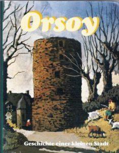 Omslag van een boek over de geschiedenis van Orsoy; er komen tal van leden van de familie Neomagus in voor.