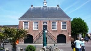 Dit is het schepenhuis in Budel. Benjamin Neomagus zetelt hier van 1781 tot 1784 als stadhouder en substituut-drossaard van de Baronie en Landen van Cranendonck