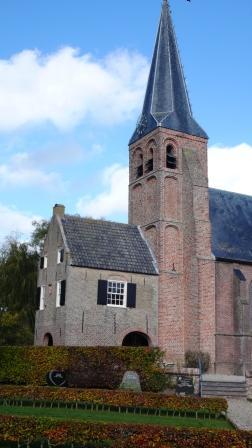 De kerk van Gellicum