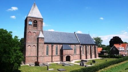 De kerk van IJzendoorn.