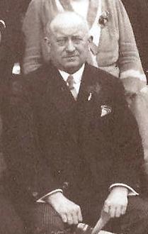 Victor Denissen in 1929.