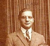 Ignaat op de gezinsfoto uit 1924.