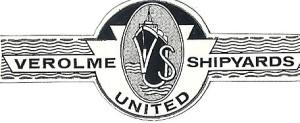Victor verkoopt ook sigaren met reclamebandje aan Verolme, een wereldberoemde scheepsbouwer.