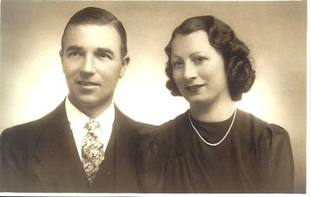 Frits Neomagus en Maria Staes.