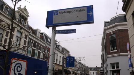 Eilbrachtstraat in Nijmegen.