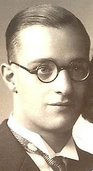 Georges Eriksson, 1934.