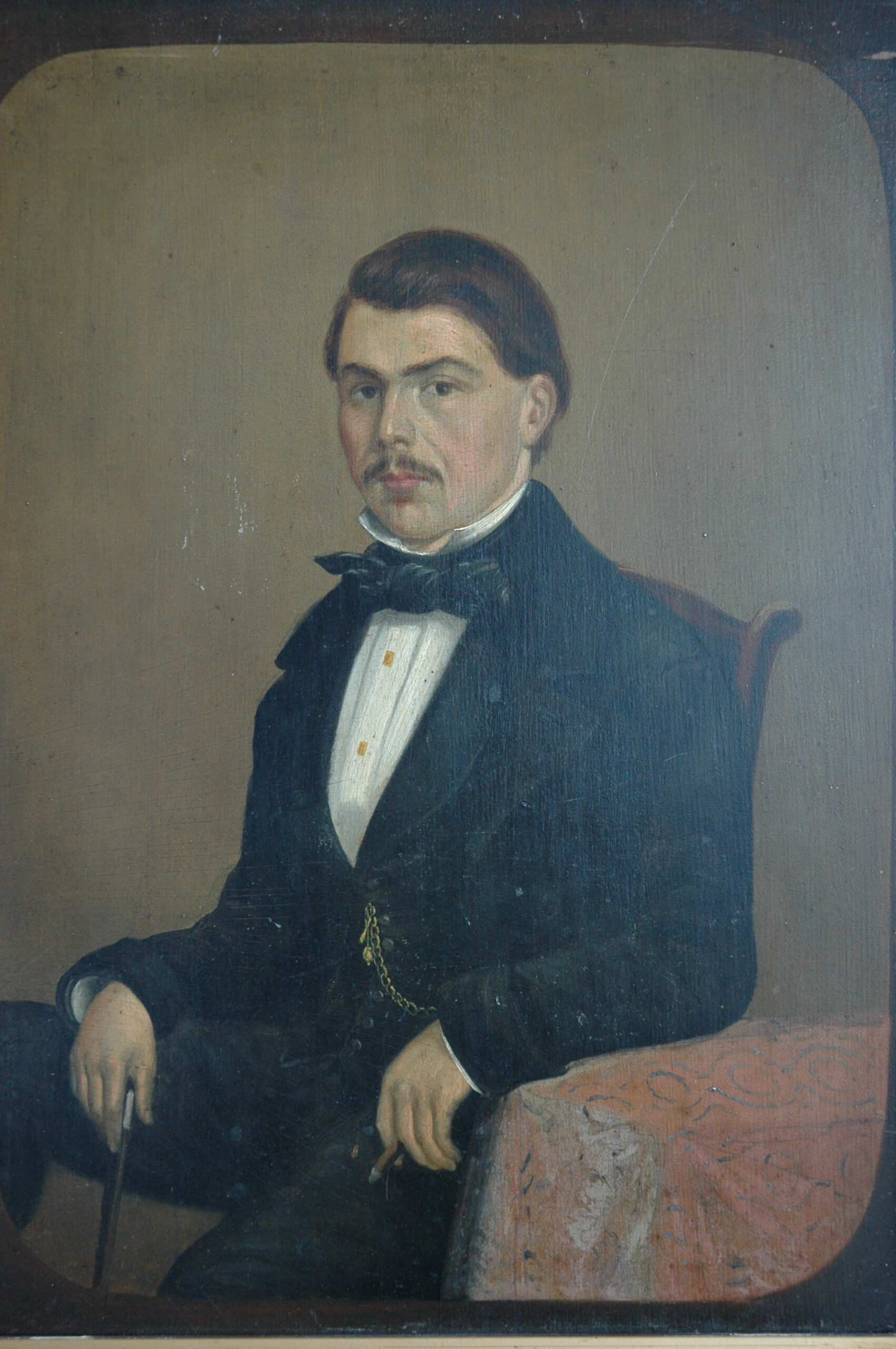 Douanier Frits Neomagus (1836-1910), zie X-12