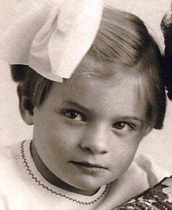 De jeugdige Annie Neomagus