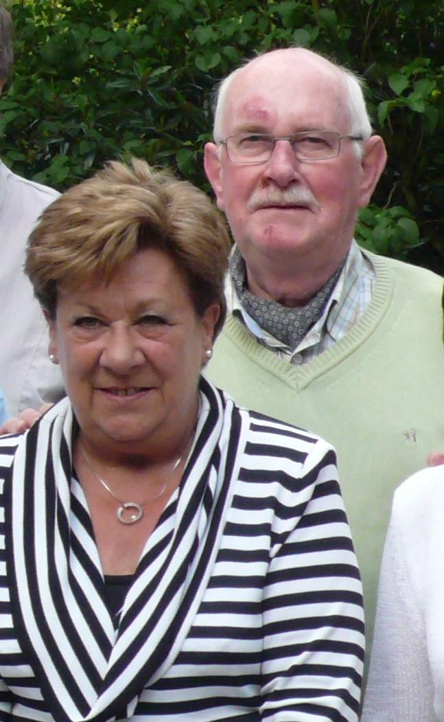 Nicole Neomagus en Jan Ceulemans in 2009